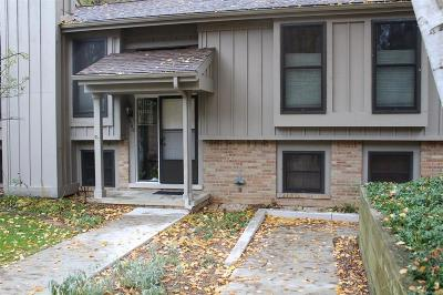 Ann Arbor Condo/Townhouse For Sale: 2240 Pine Grove Ct.