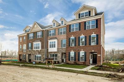 Ann Arbor Condo/Townhouse For Sale: 2756 Colley Lane