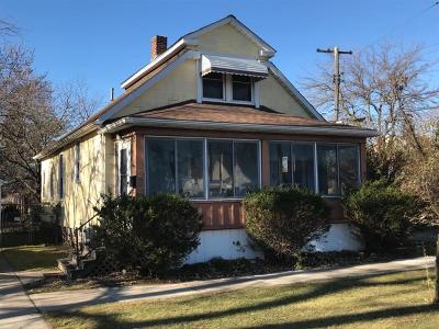Wyandotte Single Family Home For Sale: 3734 7th Street