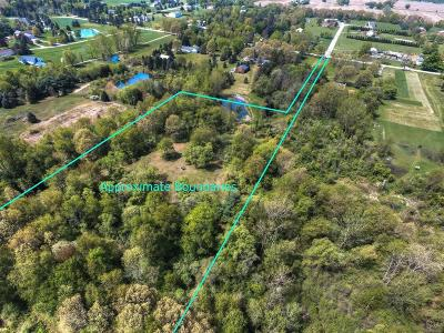Pittsfield, Pittsfield Twp Residential Lots & Land For Sale: 7289 7289 Crane Road