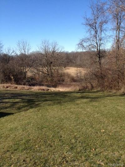 Superior, Superior Twp Residential Lots & Land For Sale: 1573 N Prospect Road