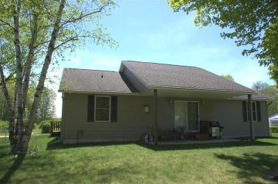 Manistee County Single Family Home For Sale: 9531 Sunrise Court