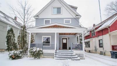 Ann Arbor Multi Family Home For Sale: 938 Dewey Avenue