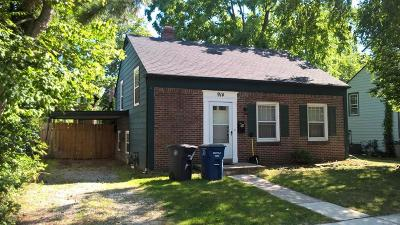 Ann Arbor Multi Family Home For Sale: 914 Sylvan Avenue