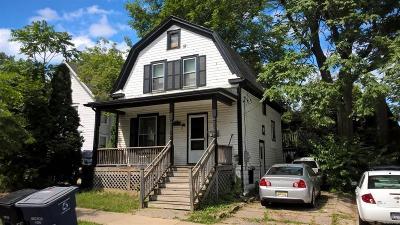 Ann Arbor Multi Family Home For Sale: 525 N Division Street