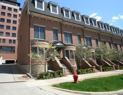 Ann Arbor Condo/Townhouse For Sale: 417 S Ashley Street