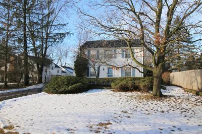 Ann Arbor Single Family Home For Sale: 2402 Brockman Boulevard