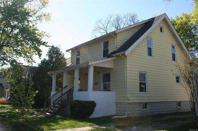 Ann Arbor Multi Family Home For Sale: 922 Woodlawn Avenue
