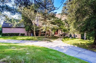 Ann Arbor, Scio, Ann Arbor-scio, Scio, Scio Township, Scio Twp Single Family Home Contingent - Continue To Show: 5765 Woodridge Court