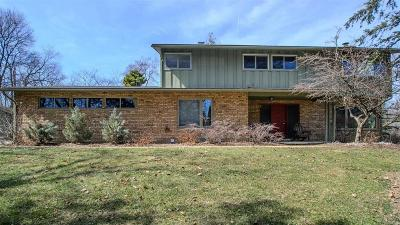 Ann Arbor Single Family Home For Sale: 1424 Arlington