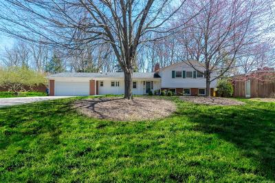 Ann Arbor Single Family Home Contingent - Continue To Show: 2421 Londonderry Road
