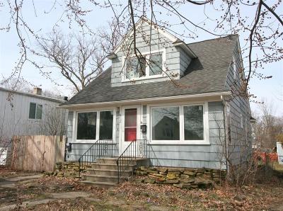 Ann Arbor Single Family Home For Sale: 812 Pauline Boulevard