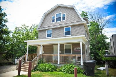 Ann Arbor Multi Family Home For Sale: 818 Oakland Avenue