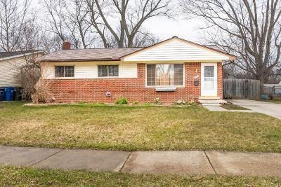 Ann Arbor, Ann Arbor (c), Ann Arbor Twp, Ann Arbpr Single Family Home Contingent - Continue To Show: 2933 Verle Avenue