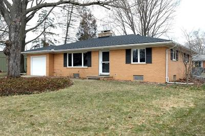 Ann Arbor Single Family Home For Sale: 1950 Coronada Street
