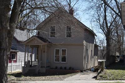 Ypsilanti Multi Family Home For Sale: 711 N Congress