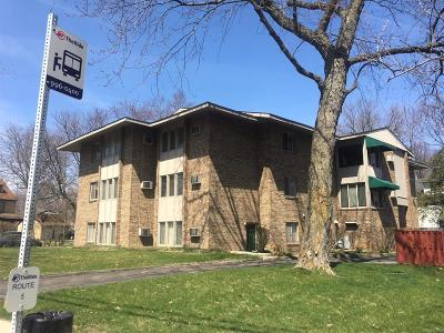 Ann Arbor Rental For Rent: 1400 Morton Avenue #2A