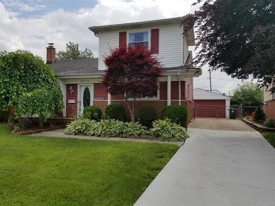 Westland MI Single Family Home For Sale: $189,000