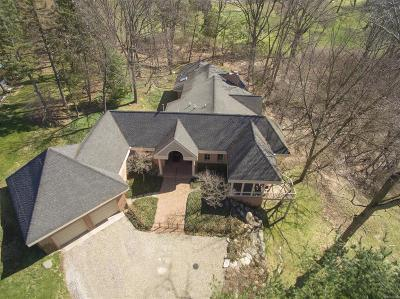 Washtenaw County Single Family Home For Sale: 3080 Hunting Valley Drive