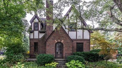 Ann Arbor Single Family Home For Sale: 2971 Sunnywood Drive