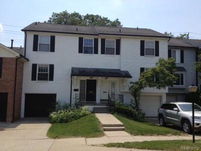 Ann Arbor Rental For Rent: 3142 Bolgos Circle #272