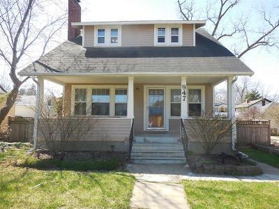 Ypsilanti Rental For Rent: 947 W Cross Street