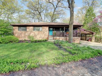Ann Arbor Single Family Home Contingent - Continue To Show: 3160 Lakewood Drive