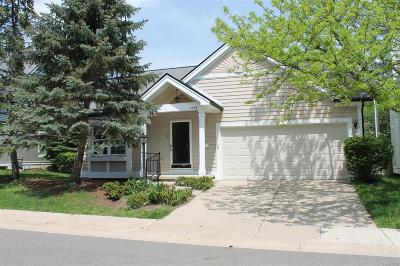 Ann Arbor Single Family Home Contingent - Continue To Show: 2506 Jade Court