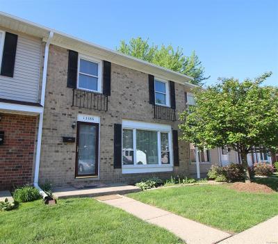 Belleville, Belleville-vanbure, Van Buren, Van Buren Twp Condo/Townhouse For Sale: 13386 Lake Point Boulevard