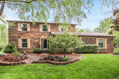 Single Family Home For Sale: 46070 Amesbury Drive