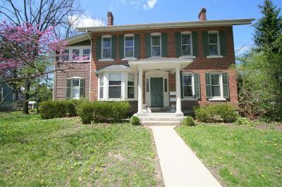 Ann Arbor Single Family Home Contingent - Continue To Show: 102 S Revena Boulevard