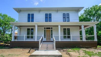 Ann Arbor Single Family Home For Sale: 1884 Miller Avenue
