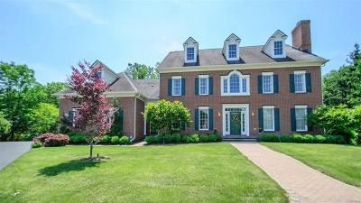 Ann Arbor Single Family Home For Sale: 1721 Newport Creek Drive