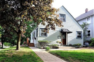 Ann Arbor Single Family Home For Sale: 400 Montgomery Avenue