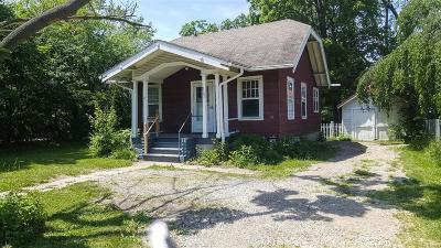 Ann Arbor, Ann Arbor (c), Ann Arbor Twp, Ann Arbpr Single Family Home For Sale: 3122 Platt Road