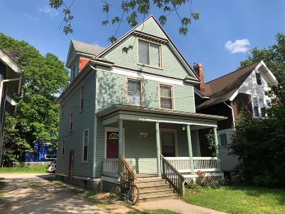 Ann Arbor Multi Family Home For Sale: 1115 S Forest Ave