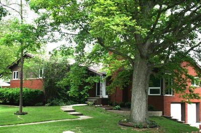 Ann Arbor Single Family Home For Sale: 2318 Buckingham Road