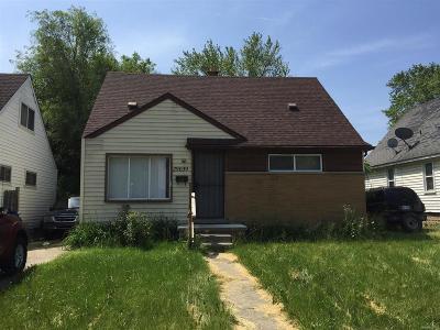 Inkster Single Family Home For Sale: 29039 Glenwood