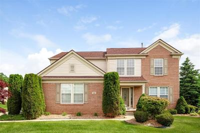 Canton, Canton Twp Single Family Home For Sale: 48662 Fifth Avenue