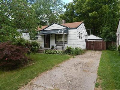 Ypsilanti Single Family Home For Sale: 590 Bagley Avenue