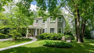 Ann Arbor Single Family Home Contingent - Continue To Show: 1419 Iroquois Place