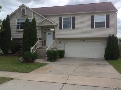 Superior, Superior Twp Single Family Home Contingent - Continue To Show: 8490 Barrington Drive