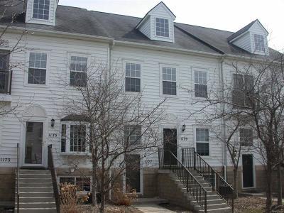 Ann Arbor Multi Family Home For Sale: 1179 Freesia Court
