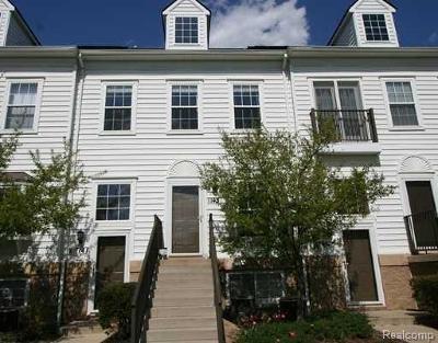 Ann Arbor Multi Family Home For Sale: 1143 Freesia Court
