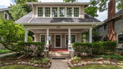 Ann Arbor Single Family Home For Sale: 1311 Brooklyn Avenue