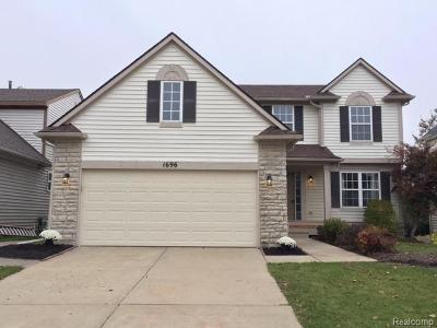 Ann Arbor, Scio, Ann Arbor-scio, Scio, Scio Township, Scio Twp Rental For Rent: 1696 Reserve Ct