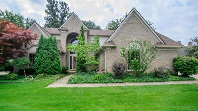 Canton Single Family Home For Sale: 310 W Country Club Lane
