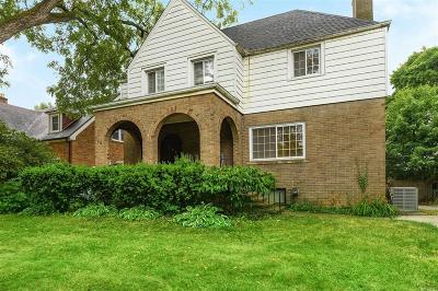 Ann Arbor Multi Family Home For Sale: 1532 Packard Street