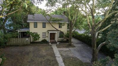 Washtenaw County Single Family Home For Sale: 120 Packard Street
