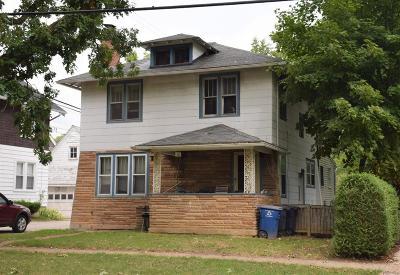 Multi Family Home For Sale: 711 Granger Avenue